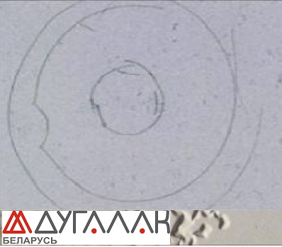 Решения - концентрические трещины гелькоута - Дугалак Беларусь
