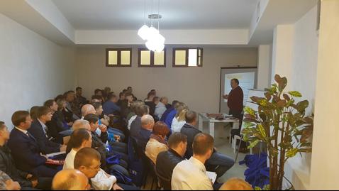 Традиционные обучающие семинары для клиентов Дугалак (г.Златибор, Сербия)