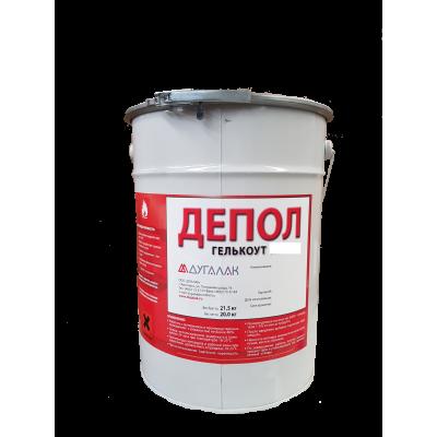 ДЕПОЛ ИН-900 ТГ – Трудногорючие огнестойкие гелькоуты